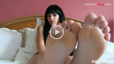 Bratty Girls Feet torrent